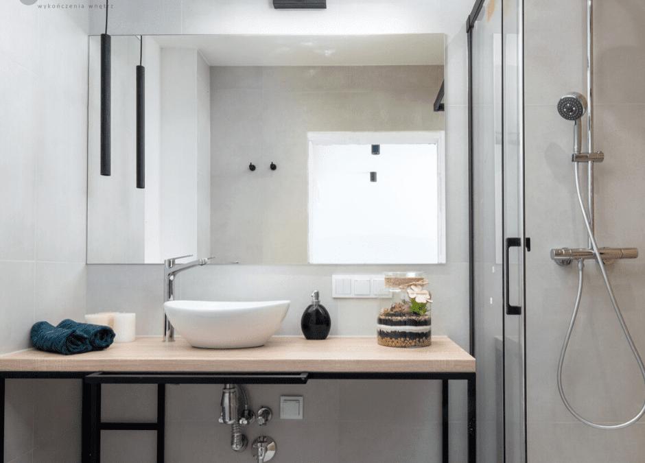 Modna łazienka – inspirujące trendy w aranżacji łazienki